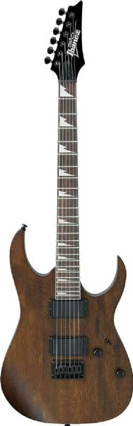 Ibanez GRG121DX-WNF Electric Guitar, Walnut Flat
